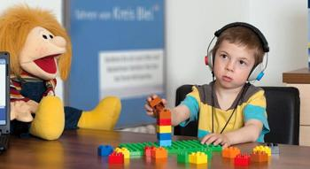 children conditioned play audiometry