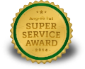 Super Service Award Arlington, Virginia