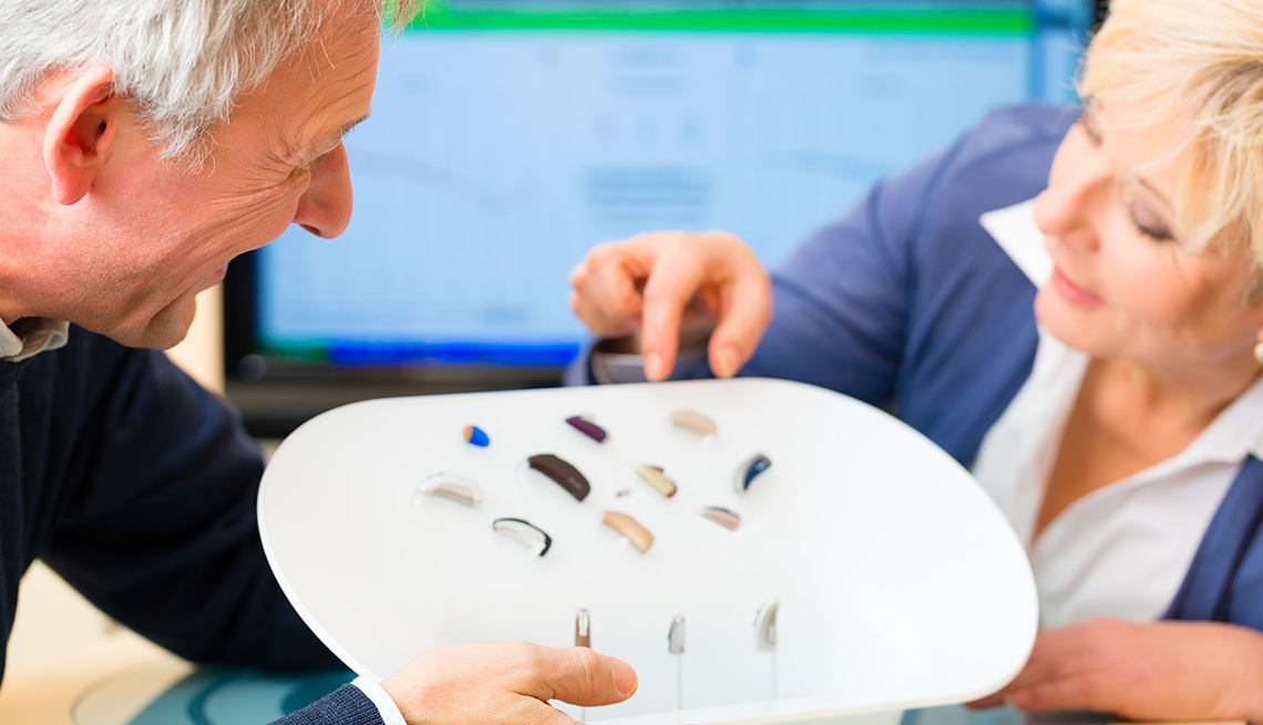 3 Things To Consider When Choosing Hearing Aids