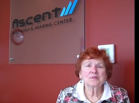 Ascent Audiology & Hearing, McLean, VA - Dr. Ana Anzola - Testimonial from a CIC Hearing Aid User