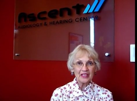 Ascent Audiology & Hearing, McLean, VA - Dr. Ana Anzola - Testimonial from a RIC Hearing Aid User