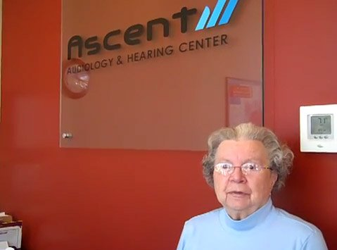 Ascent Audiology & Hearing, McLean, VA - Dr. Ana Anzola - Testimonial of a CIC Hearing Aid User