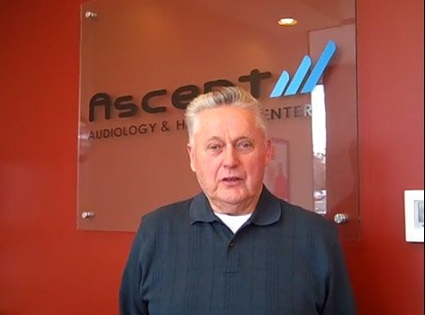 Ascent Audiology & Hearing, McLean, VA - Dr. Ana Anzola - Testimonial on a RIC Hearing Aid User
