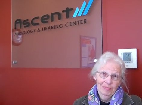 Ascent Audiology & Hearing McLean, VA - RIC Hearing Aid User