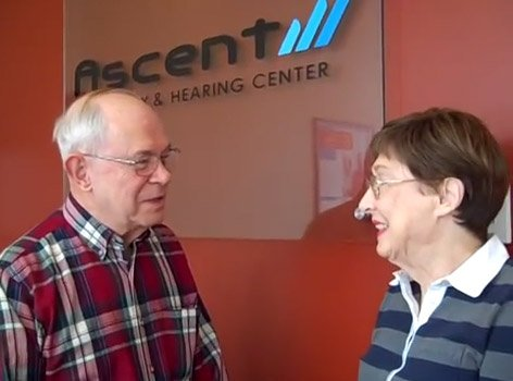 Ascent Audiology & Hearing, McLean, VA - Testimonial from a Couple with RIC Hearing Aid User
