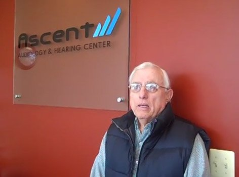 Ascent Audiology & Hearing, McLean, VA - Testimonial on a CIC Hearing Aid User