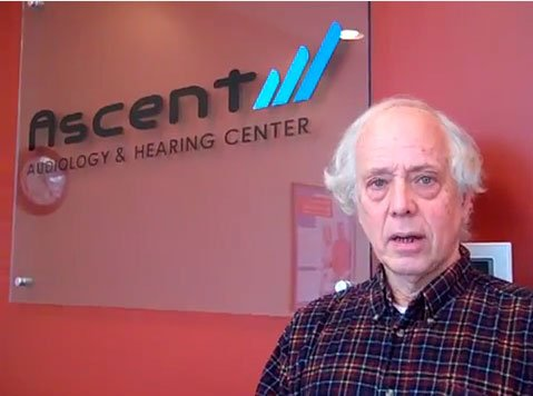 Ascent Audiology & Hearing testimonial by Allen Stanley