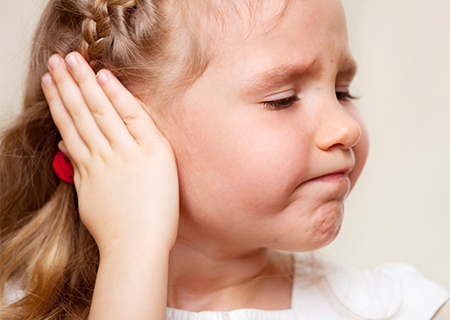 Don't Let Temporary Hearing Loss Turn Into 'Lazy Ear'