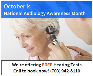 FREE Hearing Tests For National Audiology Awareness Month