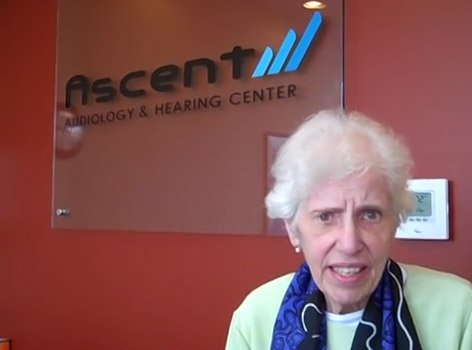 Hearing Aid In the in Ear User Testimonial