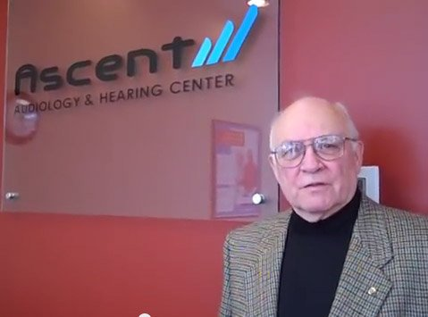 Hearing Aid Receiver in Canal User Testimonial