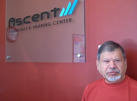 Hearing Aid testimonial Complete in Canal User; Dr. Ana Anzola