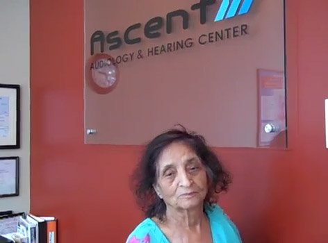 Hearing Aid testimonial Receiver in Canal User; Dr. Ana Anzola