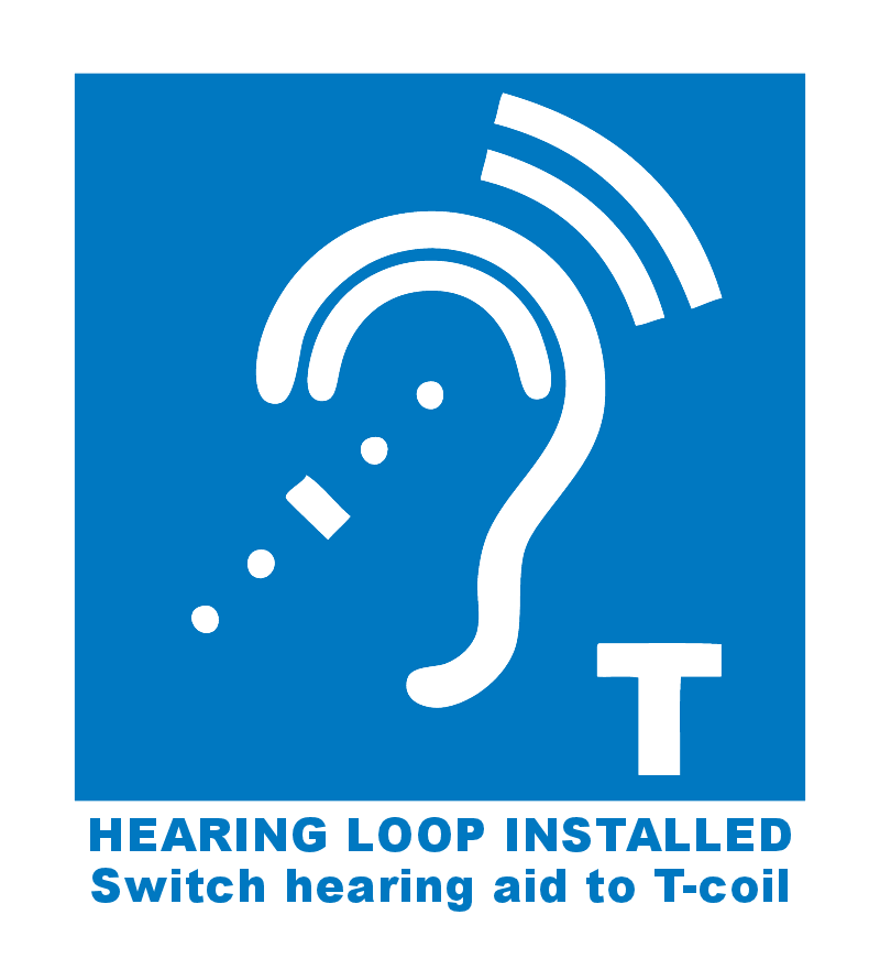 Hearing Loops Help You Hear in Public Places
