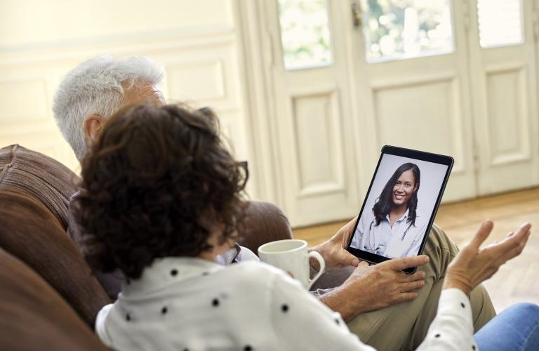 "Telehealth Appointments: Get Care From Home During ""COVID Times,"" Due to Immobility, or Just Plain Convenience"