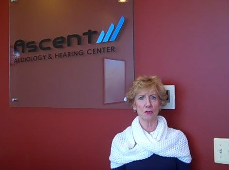 Testimonial Review for Complete in Canal (CIC) Hearing Aids - Ascent Audiology & Hearing, McLean, VA