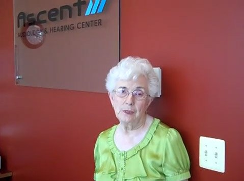 Testimonial Review for In The Canal (ITC) Hearing Aids - Ascent Audiology & Hearing, McLean, VA