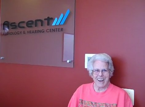 Testimonial Review for In The Ear (ITE) Hearing Aids - Ascent Audiology & Hearing, McLean, VA