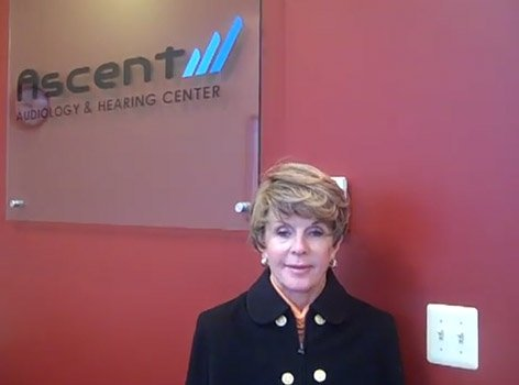 Testimonial Review for Invisible in Canal Hearing Aids - Ascent Audiology & Hearing, McLean, VA