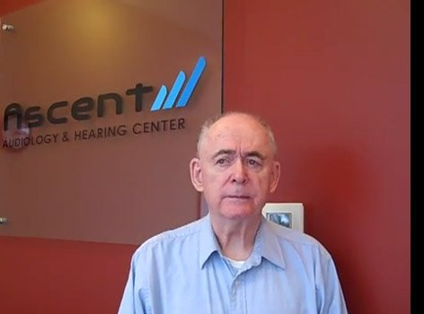 Testimonial Review for Invisible In Canal (IIC) Hearing Aids - Ascent Audiology, McLean, VA
