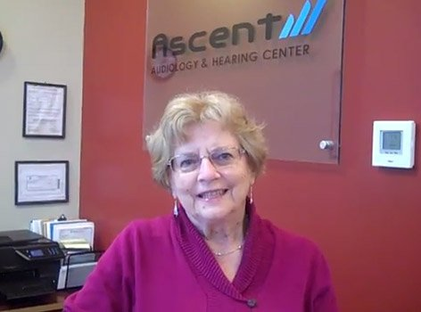 Testimonial Review for Receiver in Canal (RIC) Hearing Aids - Ascent Audiology & Hearing, McLean, VA
