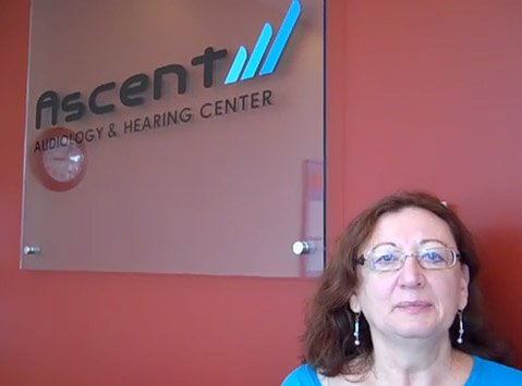Testimonial Review for Receiver in Canal (RIC) Hearing Aids - Ascent Audiology & Hearing, McLean